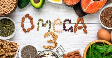 Omega 3 hrana